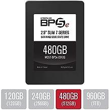 "MyDigitalSSD 480GB (512GB) BP5e Slim 7 Series 7mm 2.5"" SATA III (6G) SSD Solid State Drive - MDS7-BP5e-0512G"