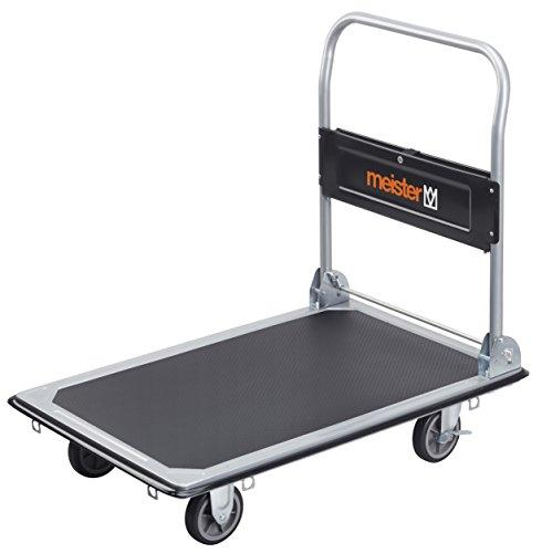 Meister Plattformwagen 300 kg, klappbar, 8985540