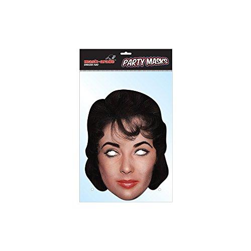 Official Elizabeth Taylor Celebrity Mask