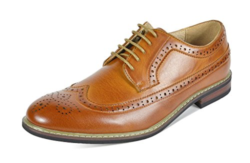 MARC Classic Wing Tip Leather Perforated product image