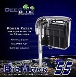 55 gallon power filter - Deep Blue Professional Biomaxx 55 Gallon Power Filter