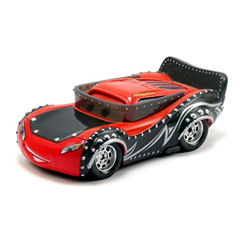 Disney/Pixar Cars Heavy Metal Lightning McQueen Die-cast ...