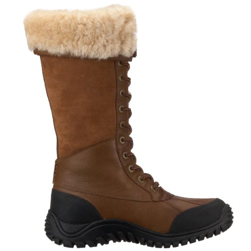 UGG Women's Adirondack Tall Snow Boot, Otter, 9.5 M US by UGG (Image #6)