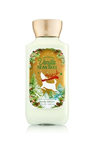 Vanilla Sherry (Bath & Body Works Shea & Vitamin E Lotion Vanilla Bean Noel)