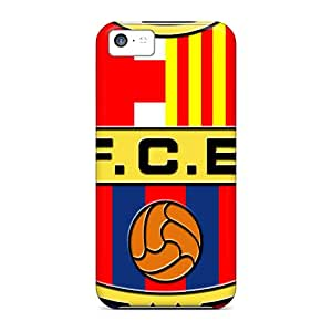 Forever Collectibles Barcelona Hard Snap-on Iphone 5c Cases