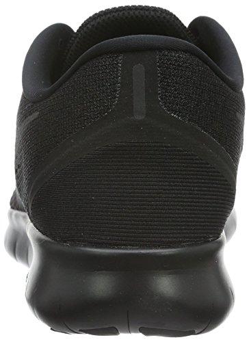 Nike Rn Laufschuhe Schwarz Damen Schwarz Free Anthrazit qTqRfxBap1