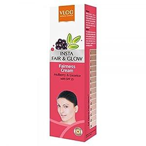 VLCC Insta Fair & Glow Fairness Cream(Pack of 3)