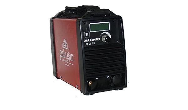 Gala Gar 54100000 Gala 160 PFC estación de soldadura electrodo Power ...