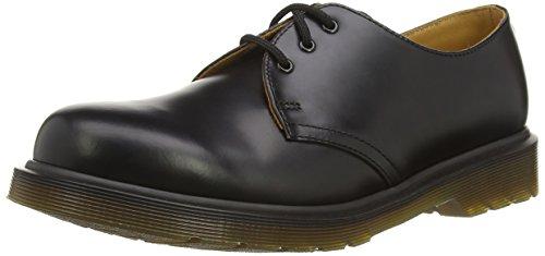 3 Eyelet Scarpe 1461 Nero Oxford Unisex Dr Oxford Stringate black Martens tqwfE