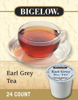 Bigelow Earl Grey Tea (2 Boxes of 24 K-Cups) by Mountain Green