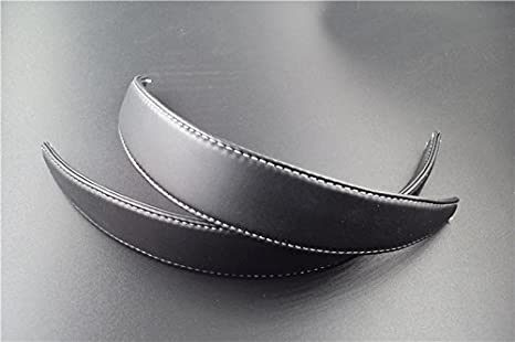 Black Sheepskin Replacement headband cushion pad for SR60e SR60i SR80e SR80i SR125e SR125i SR225e SR225i SR325e SR325i RS1i RS1e RS2i RS2e Alessandro MS-1//2 PS500e GS1000e GS2000e PS1000e headphones