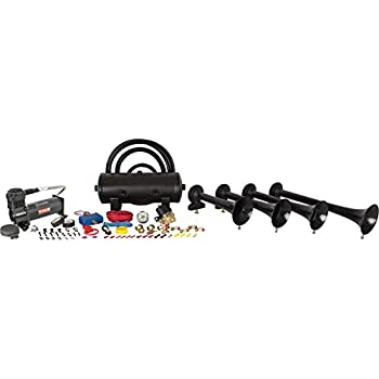 hornblasters conductors special 244 nightmare edition train horn kit