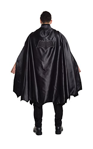 Rubie's Men's Batman V Superman: Dawn of Justice Deluxe Adult Batman Cape, Black, One Size