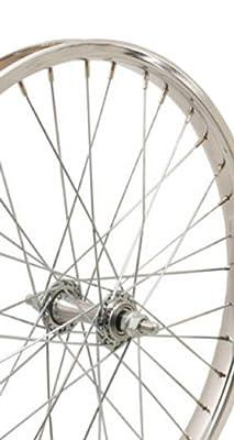 Sta-Tru Steel Hub Front Wheel (20X1.75-Inch)
