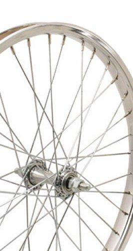 Sta Tru Steel Hub Front Wheel (20X1.75 Inch)