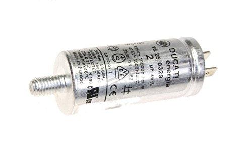 Condensateur 2 µf 425 V Référence : 386600151 Pour Climatiseur Dometic