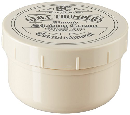 Trumper Almond Shaving Cream - Geo F. Trumper Almond Shaving Cream Jar