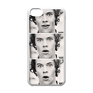 C-EUR Print Harry Styles Pattern Hard Case for iPhone 5C