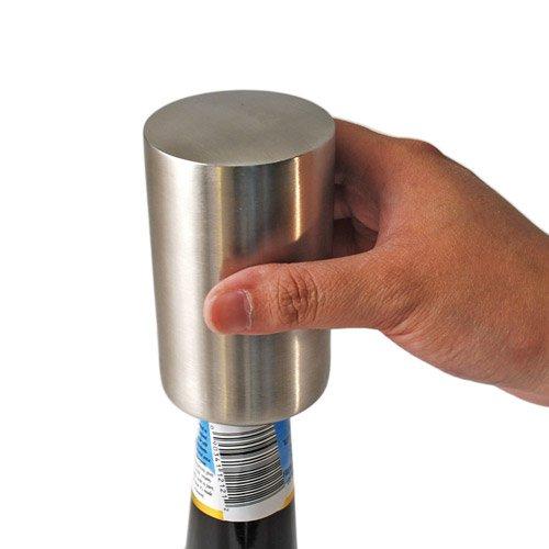 Captor Automatic Bottle Opener by True