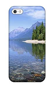 GAHIDAc3001IeInS Snap On Case Cover Skin For Iphone 5/5s(glacier National Park)