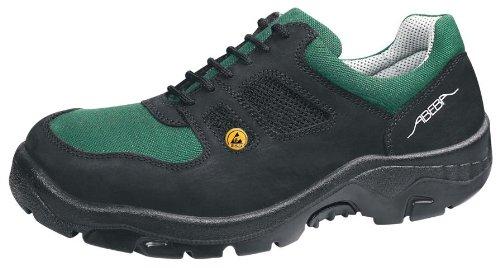 Sapatos De Segurança Sapatos Preto Profissional Abeba Verdes 1122