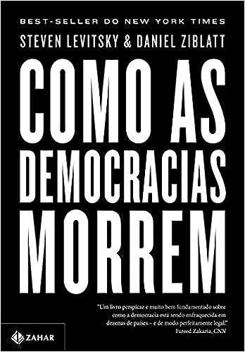 Como as democracias morrem resenha