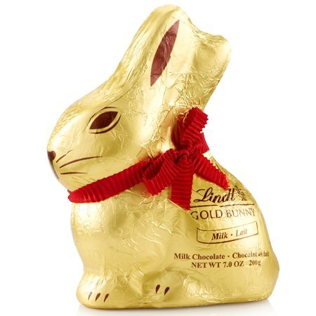 Lindt GOLD BUNNY- Milk Chocolate 200g