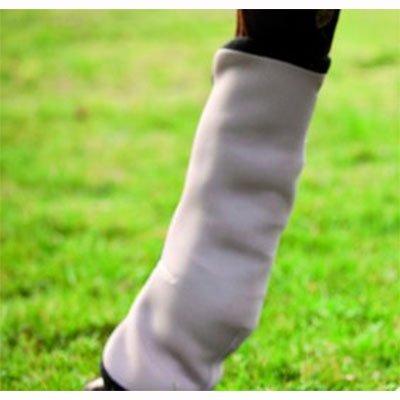 Horseware Amigo Fly Boots Cob Oatmeal/Brown