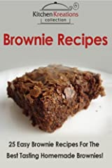 Brownie Recipes Paperback