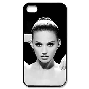 Iphone 4,4S 2D Custom Phone Back Case with Katy Perry Image