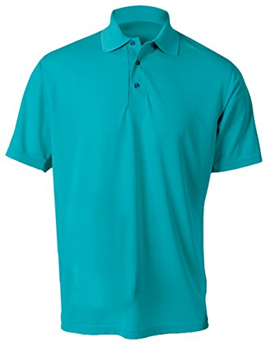 Paragon Men's Anti Microbial 30 Upf Protection Polo Shirt...