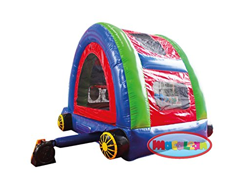 Amazon.com: MACALEAN Commercial Inflatable Blue Beetle Bouncer with Blower / MACALEAN Inflable Comercial Bocho Azul con Motor: Toys & Games