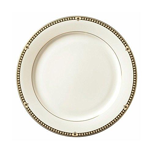 Syracuse Bone China Plates - Syracuse China Baroque Bone China International Plate, 9 inch - 24 per case.