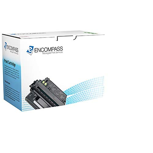 Encompass CompatibleHEWLETT PACKARDC8543XLaserJet 9000, 9000mfp, 9040mfp, 9050, 9050mfp Series with CHIPbyEncompass