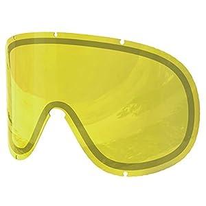 POC 2015/16 Retina BIG Snow Goggle Replacement Lens - 41109 (Smokey Yellow)