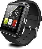 Gadget Bucket U8 Bluetooth Smart Notification Wrist Watch Smart Phone with Touch Screen