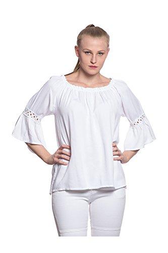 Joven Hecho Sexy Blusas Italia Transici a Blusas Camisas Moda colores Mujer Ig019 Varios Abbino en Tops ni HFB66q