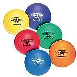 8' Gator Skin Special Ball-Orange