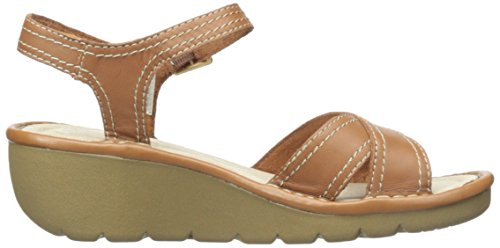 Tan Sandal Faceted Leather Dress Women's Cameo Skechers B40Xw