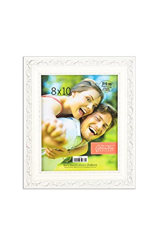 Amazon.com - Green Tree Gallery Ornate Scalloped Edge Photo Frame ...