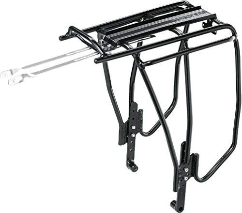 Topeak Uni Super Tourist Fat Rack, Black