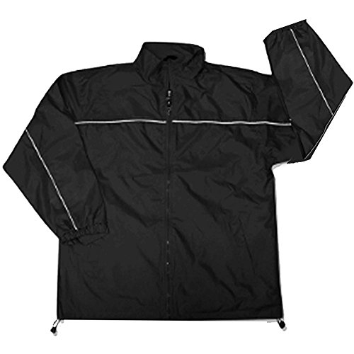 Zipper Windbreaker - 1
