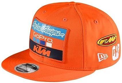 KTM/Tld equipo sombrero naranja gorra upw1758400: Amazon.es: Coche ...