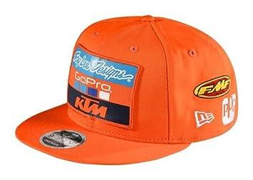 KTM/Tld equipo sombrero naranja gorra upw1758400: Amazon.es: Coche y moto