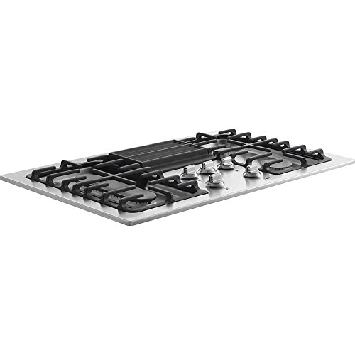 """Frigidaire RC36DG60PS 36"""" Gas Cooktop Stainless Steel"""