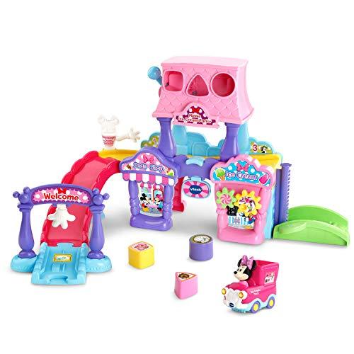 - VTech Go! Go! Smart Wheels Minnie Mouse Ice Cream Parlor