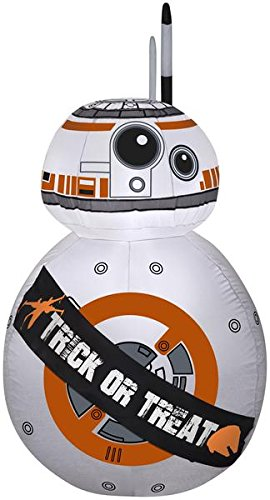 Gemmy Airblown BB-8 Star Wars Halloween Inflatable