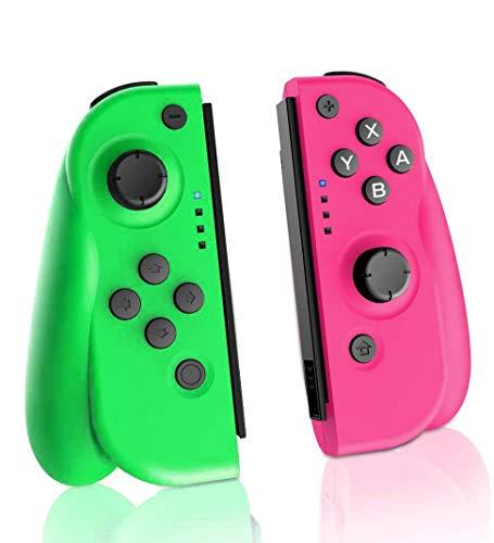 🥇 TUTUO Mando Switch para Nintendo Switch