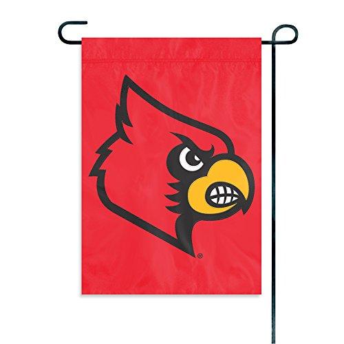 Party Animal NCAA Louisville Cardinals Garden Flag (Cardinals Mini Garden)