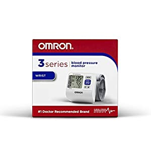 Omron 3 Series™ Wrist Blood Pressure Monitor